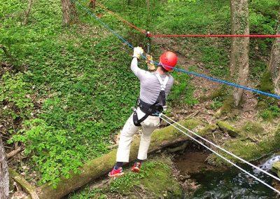 Tiroler Seilbrückenbau